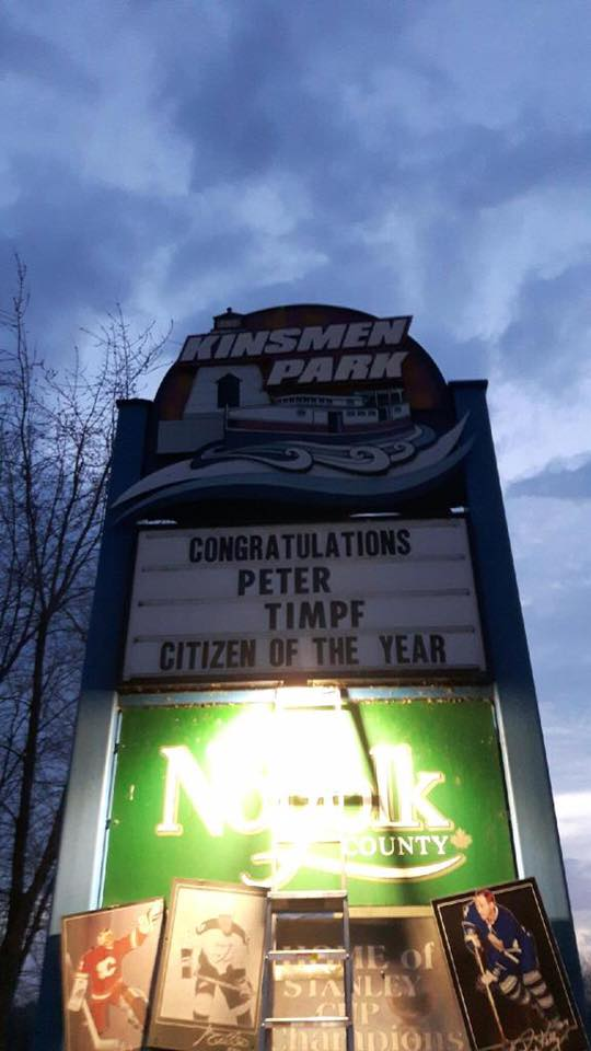 Congrats Peter Timpf