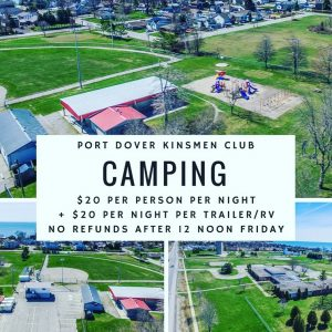Port dover camping